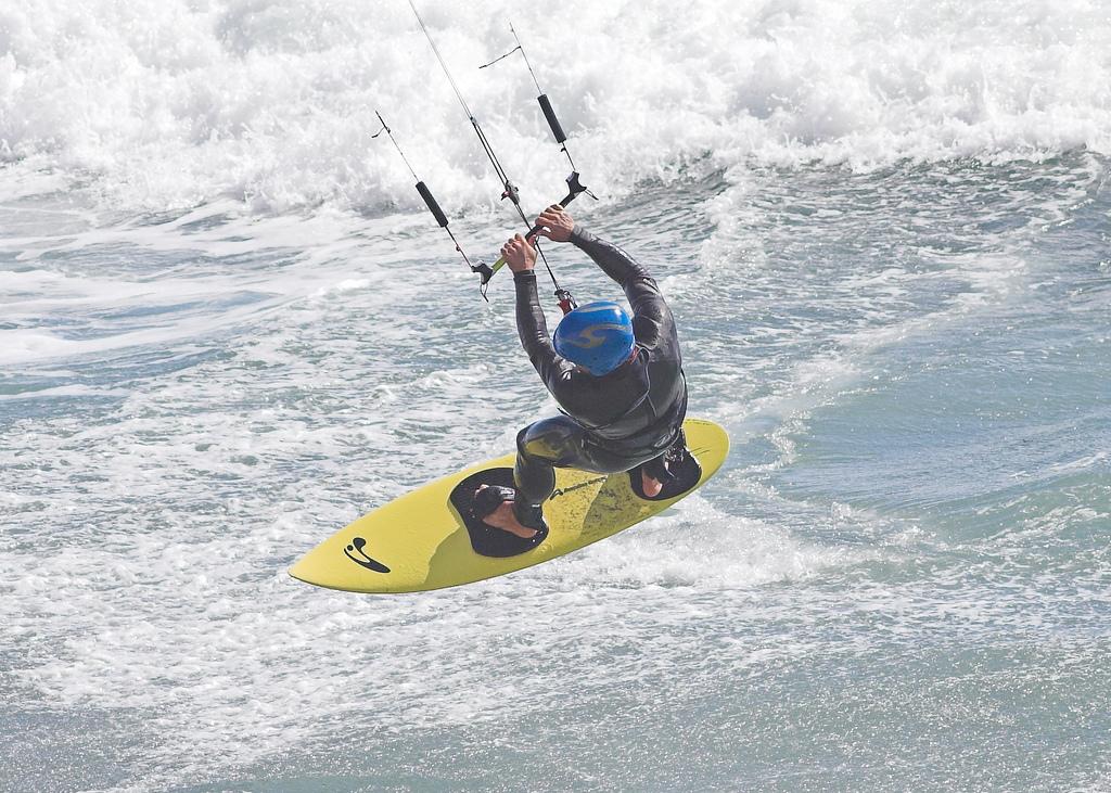 Kitesurfing in Hurghada