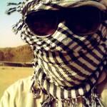Araberschal für Quadtour Hurghada
