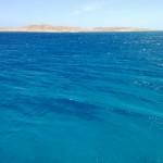 Grand Giftun aus der Ferne - Hurghada