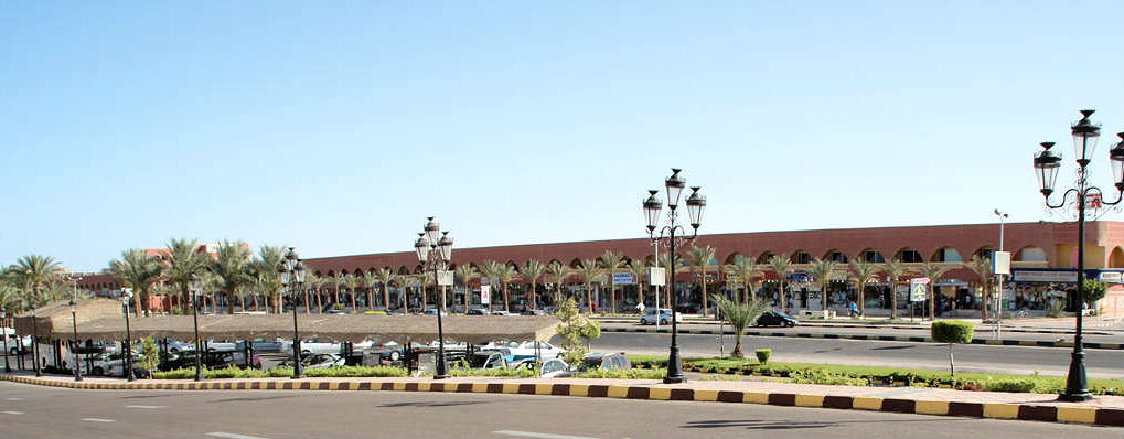 Shopping Hurghada - Hotel Strip