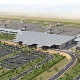 Flughafen Hurghada - neues Terminal